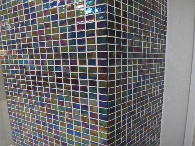 べネティアンガラスタイル